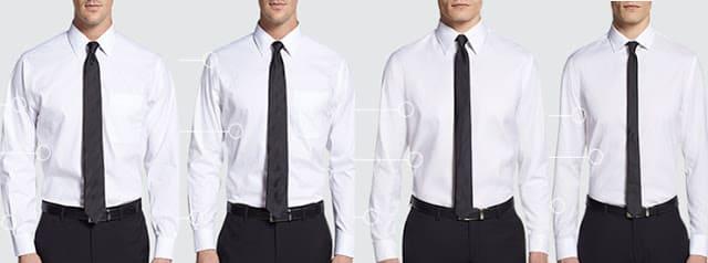 Tipos de camisa
