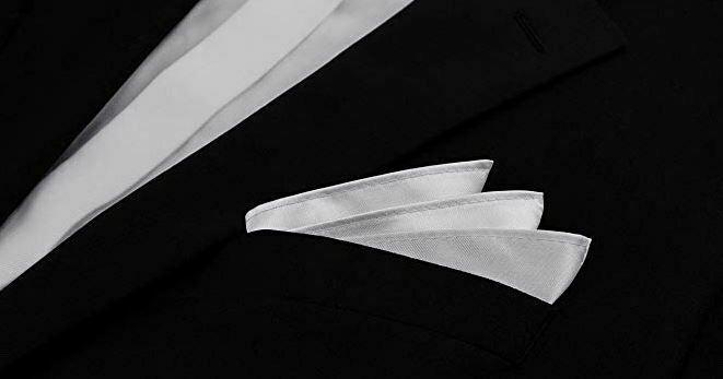 Pañuelo de bolsillo de algodón