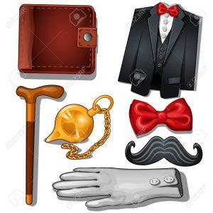 accesorios traje hombre